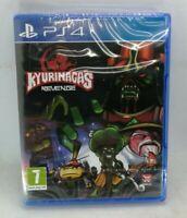 Kyurinaga's Revenge for Sony PlayStation 4 PS4 NEW SEALED