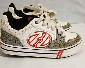 Heelys Boys Motion Plus 770626 Roller Sneaker Size Youth 1