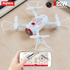 Syma X22W 2.4g Mini 6 Axis Gyro FPV Selfie WiFi HD Camera Drone RC Quadcopter