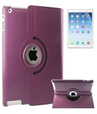 New iPad Case 360 Rotating Stand Flip Cover For iPad Air 2/ipad 6