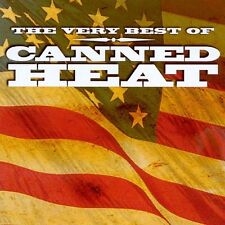 CANNED HEAT - THE VERY BEST - CD SIGILLATO 2000