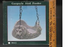NIB Gargoyle bird feeder