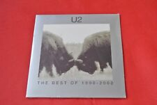 U2 The Best of 1990-2000 4 Trk Digipak Promo Promotional CD NEW