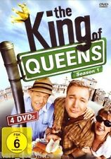 THE KING OF QUEENS, Season 1 (4 DVDs) NEU+OVP