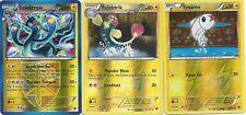 RARE EELEKTROSS+EELEKTRIK+TYNAMO -ALL REV HOLO Plasma Blast Pokemon Cards NM/M