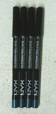 4 pencil lot NYX EYE AND EYEBROW PENCIL SPE910 SPE 910 SATIN BLUE unsealed