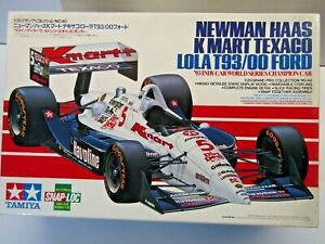 Tamiya 1:20 Scale Snap-Loc Newman Haas K Mart Lola T93/00 Model Kit New # 20040