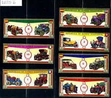 lottoC collezione francobolli stamps GUINEA EQUATORIALE