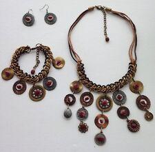 QVC Gorgeous Jewellery Set Bn