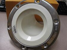 """1 Piece Sioux Chief 889-45PM 3"""" X 4"""" X 45° Flange NEW FREE SHIPPING Box A-20"""