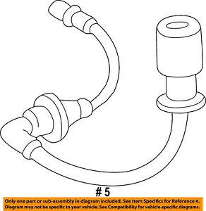 FORD OEM 92-02 E-350 Econoline Club Wagon-Radio Antenna Cable 8C2Z18812A