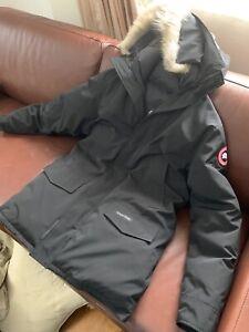 PICK UP ONLY-Canada Goose mens's L/G original jacket black - Langford Parka