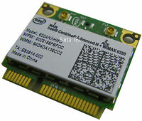New Genuine Intel Centrino Advanced-N WiMAX 6250 802.11a/g/n dual Half 622ANXHMW