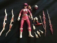 Hasbro power rangers lightning collection Mighty Morphin Pink Ranger complete