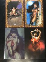 Vampirella 6 - 1:10 1:25 1:50 1:75 Artgerm Acetate Hughes Frazetta Icon Variant
