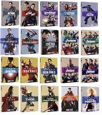 MARVEL Studios Collection (20 DVD) Cofanetti Singoli, Edizione 10° Ann.