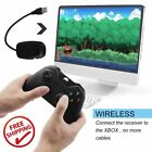 New 2.4GHz Wireless Game Controller Remote for Microsoft Xbox One Black OY