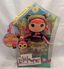 New Lalaloopsy Full Size Doll Teddy Honey Pot with Pet Bee Nib