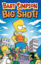 Bart Simpson - Big Shot (Simpsons), Matt Groening, New condition, Book