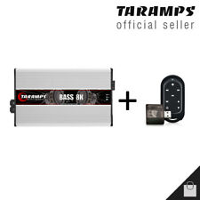Taramps BASS 8K 1 Ohm Amplifier 8000 + Connect Control Remote - 3 Day Delivery