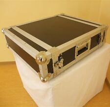 """Verstärkerrack Endstufenrack PR-1, 3HE, 47CM TIEF 19"""" Doubledoor Rack Case NEU"""
