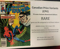 Spider-man # 240 (NM) Canadian Price Variant (CPV)