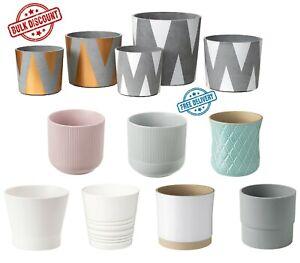 IKEA Various Colours & Sizes Plant pots