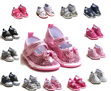 New Adorable Baby Toddler Boys Or Girls Squeaky Shoes 4 Colors Size 1-2-3-4-5-6