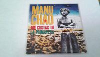 """MANU CHAO """"ME GUSTAS TU / LA PRIMAVERA"""" CD SINGLE 2 TRACKS"""