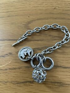 DKNY Charm Bracelet