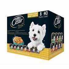 🔥 Cesar Home Delights Wet Dog Food, Variety Pack (3.5 oz.), 40 *BEST PRICE