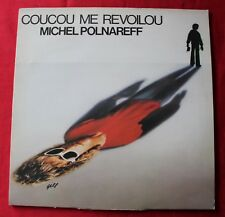 Michel Polnareff, coucou me revoilou,  LP - 33 Tours