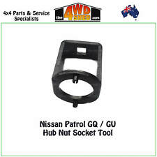 Hub Socket Tool Wheel Bearing suit Nissan GU Patrol GQ (Late Model) 1/2""
