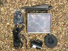ABLEX DC jardin solaire pompe à eau fonctionnalité Kit