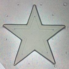 Flexible Mold Dallas Cowboys Star Football Logo Resin Or Chocolate Mould