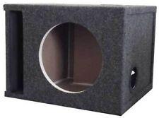 """Obcon Single 12"""" Labyrinth Slot Vent Port 1"""" MDF Subwoofer Speaker Box Enclosure"""