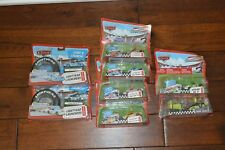 Disney Pixar World of Cars Race O Rama Pit Race Off LOT of 8 Sets, All New