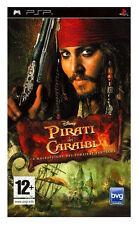 Pirates of the Caribbean-Dead Man's tour de poitrine (12+) 2006 BVG Sony PSP Game
