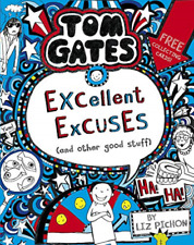 Tom Gates 02: Excellent Excuses (And Other Good Stuff) von Liz Pichon (2019, Taschenbuch)