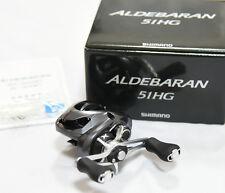 2015 NEW Shimano ALDEBARAN 51HG  (LEFT HANDLE) Bait Casting Reel  From Japan