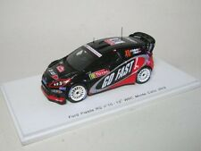 Ford FIESTA rs wrc No. 10 13th rally monte carlo 2012