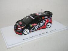 Ford Fiesta RS WRC Nr. 10 13th Rally Di Monte Carlo 2012