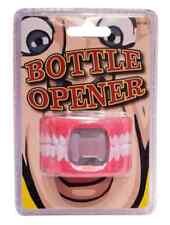 Denture Bottle Opener False Teeth Design Ideal Party Gift Secret Santa Novelty