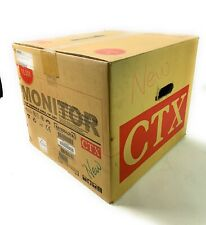 "CTX VL-510 Monitor VL series XA1555-L21C 15"" CRT  Screen/Monitor"