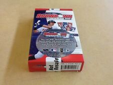 2000 MLB Showdown Card Game - Stadium Giveaway (Oakland Athletics) - Mint
