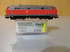 """Minitrix 12393 digitale BR 218 der DB AG in verkehrsroten Desingn, Spur """"N"""" /OVP"""