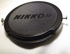 52mm  Nikon Nikkor Front Nikon Cap snap on JUM 515,897 Genuine - Free Shipping