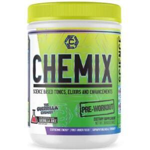 Chemix Lifestyle CHEMIX Pre-Workout Guerrilla Juice Flavour