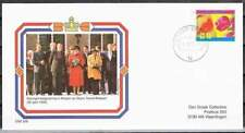 Envelop Royalty OSE-208 - 1996 Koninginnedag Sint-Maartensdijk