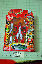 Power Rangers Jungle Fury Animorphin Jungle Master Tiger Ranger Disney Exclusive
